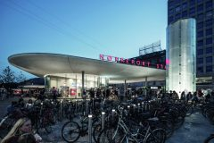 11. Nørreport Station | COBE and Gottlieb Paludan Architects, Sweco (Copenhagen, Denmark)