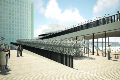 14. Bike Parking Canopy | NL Architects (The Hague, The Netherlands)
