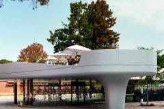 3. Curtin Bike Hub   Coniglio Ainsworth Architects (Perth, Australia)