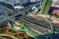4. Xiamen Bicycle Skyway | Dissing+Weitling (Xiamen, China)