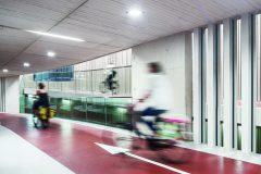 6. Biggest bicycle parking in the world   Ector Hoogstad Architecten (Utrecht, the Netherlands)