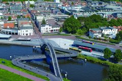 15. Melkwegbridge | NEXT Architects (Purmerend, The Netherlands)