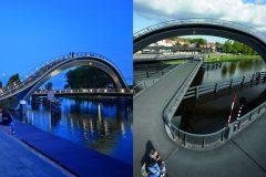 15. Melkwegbridge   NEXT Architects (Purmerend, The Netherlands)