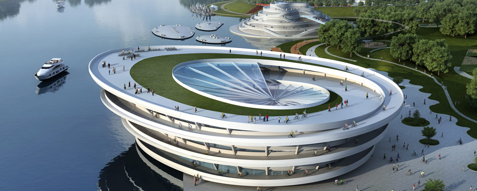 Bicycle Architecture Biennale