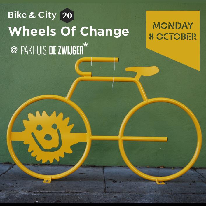 Bike & City 20: Wheels of Change