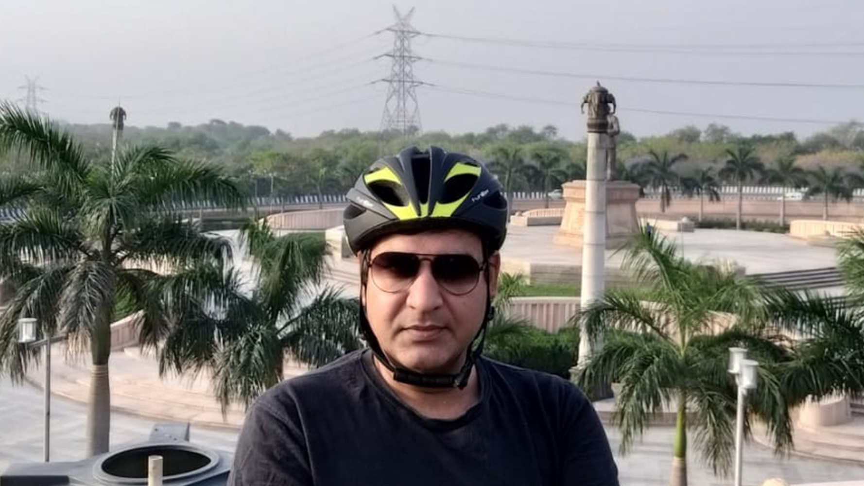 Bicycle mayor Noida