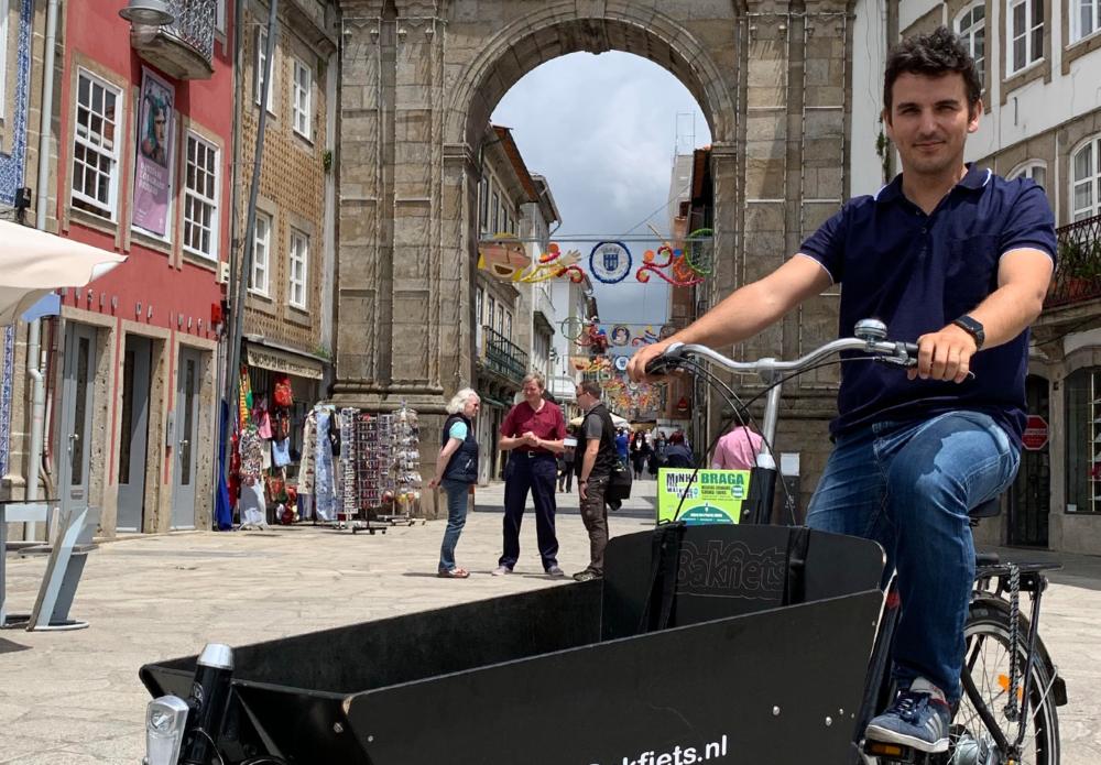 Bicycle Mayor Braga