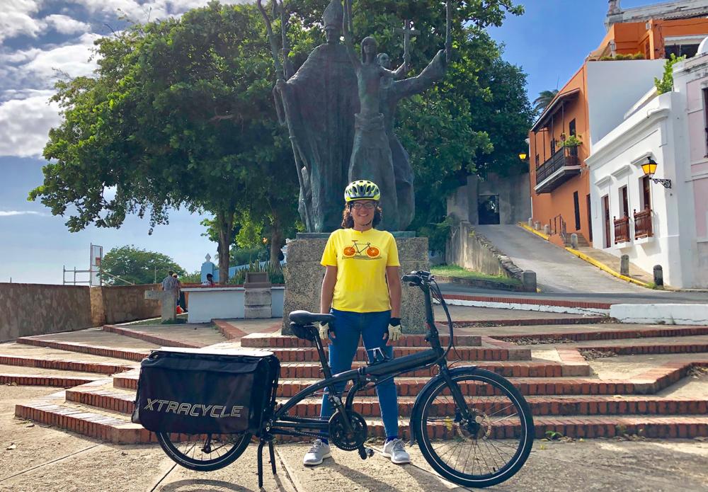Bicycle Mayor San Juan