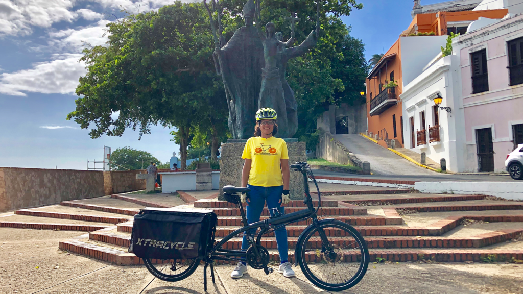 Bicycle Mayor San Juan
