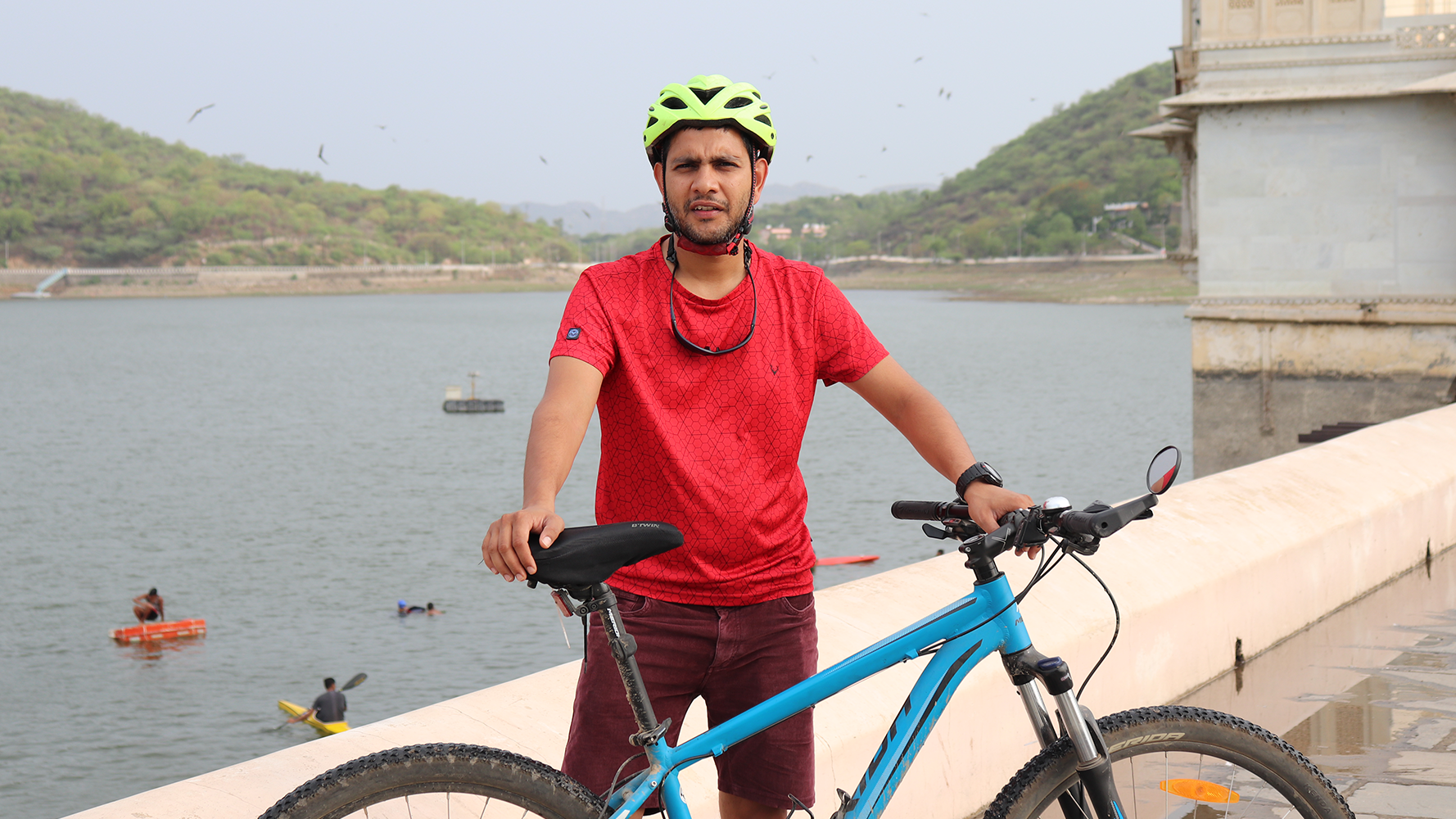 Bicycle Mayor Udaipur
