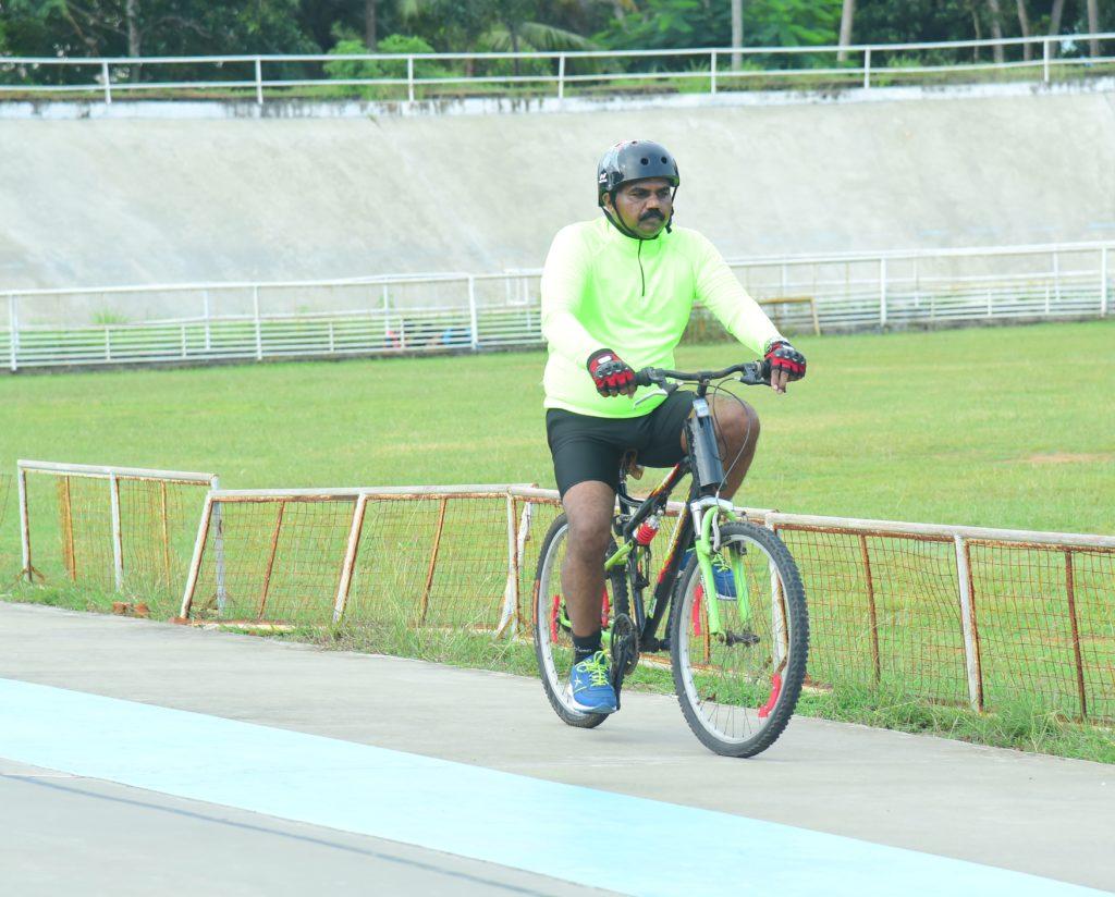 Bicycle Mayor Coimbatore