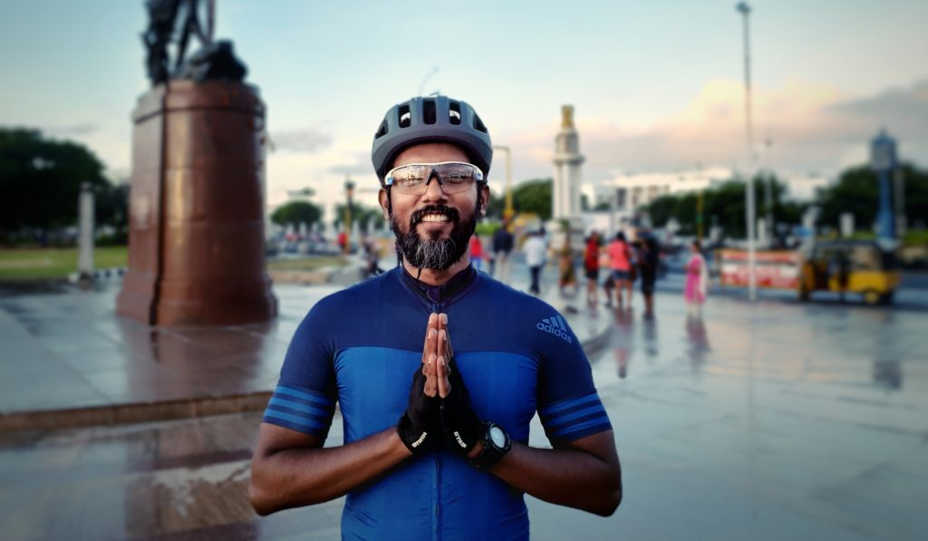 Bicycle Mayor Chennai