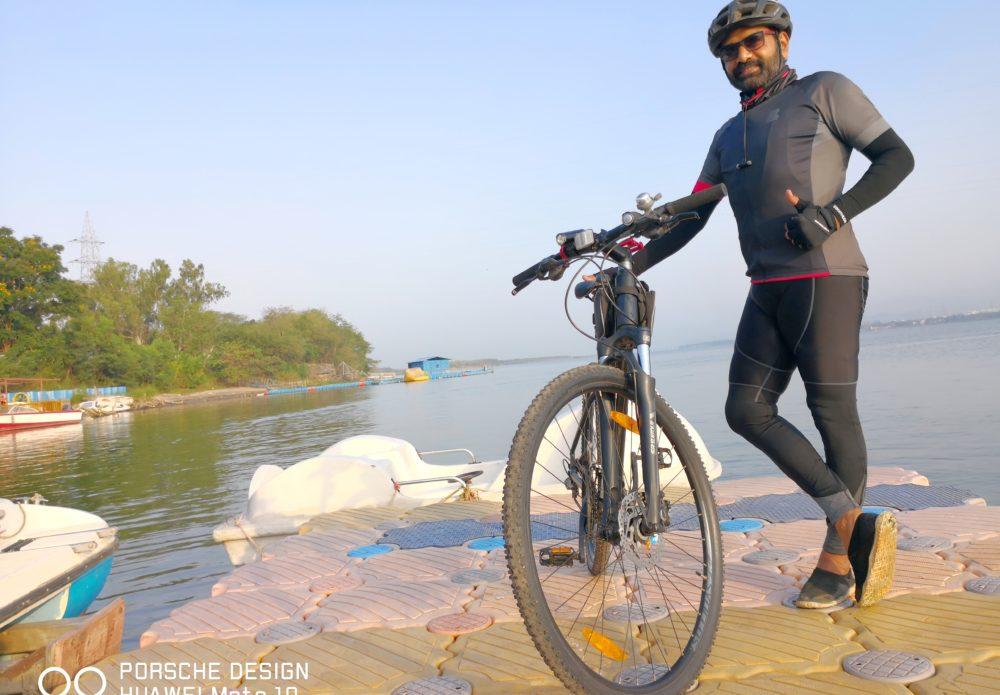Bicycle Mayor Vijayawada