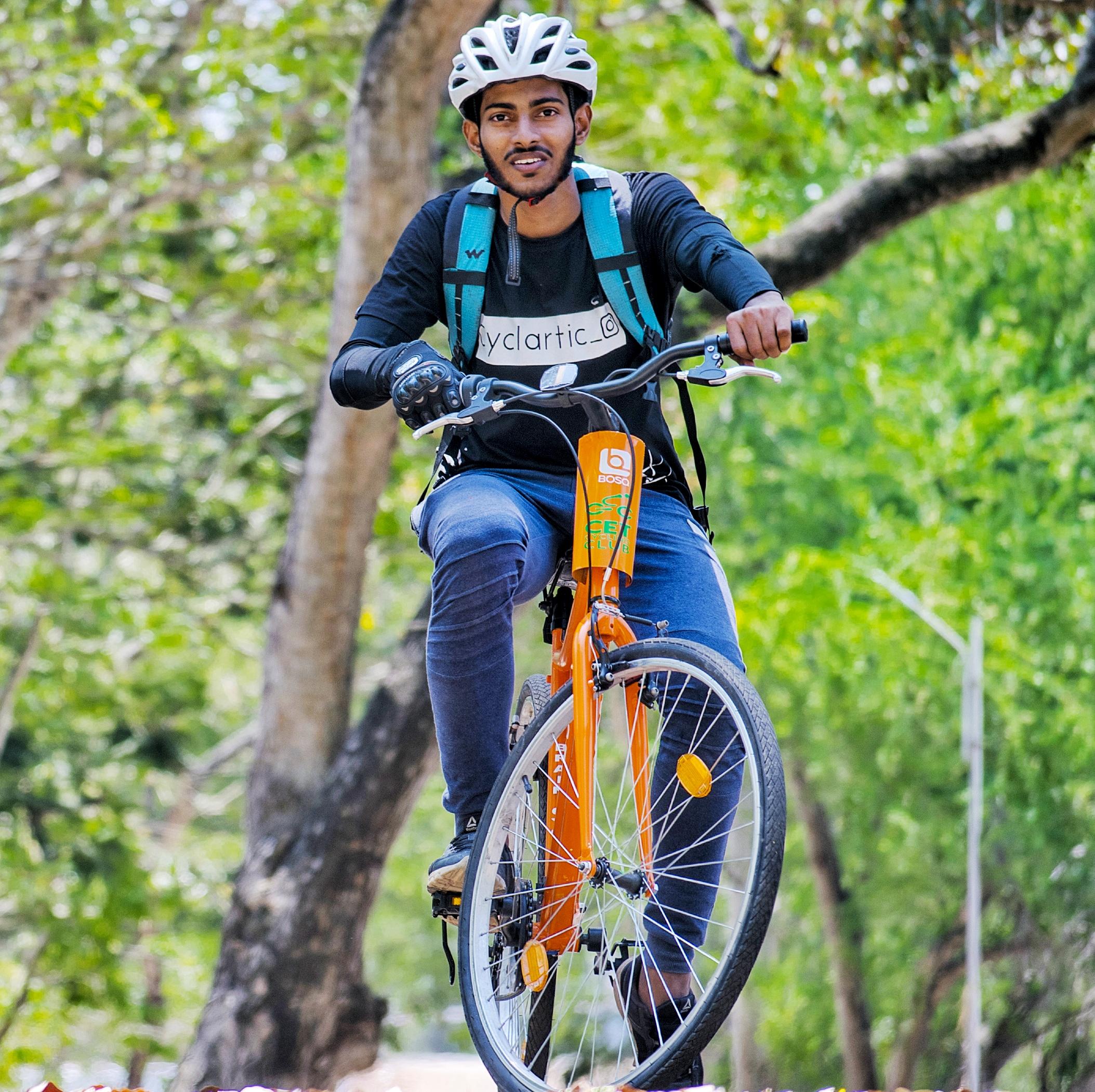 Bicycle Mayor Malappuram