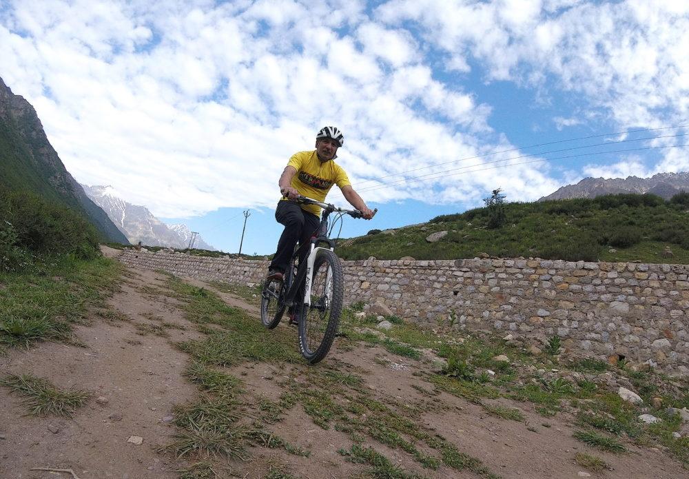 Bicycle Mayor Chandigarh