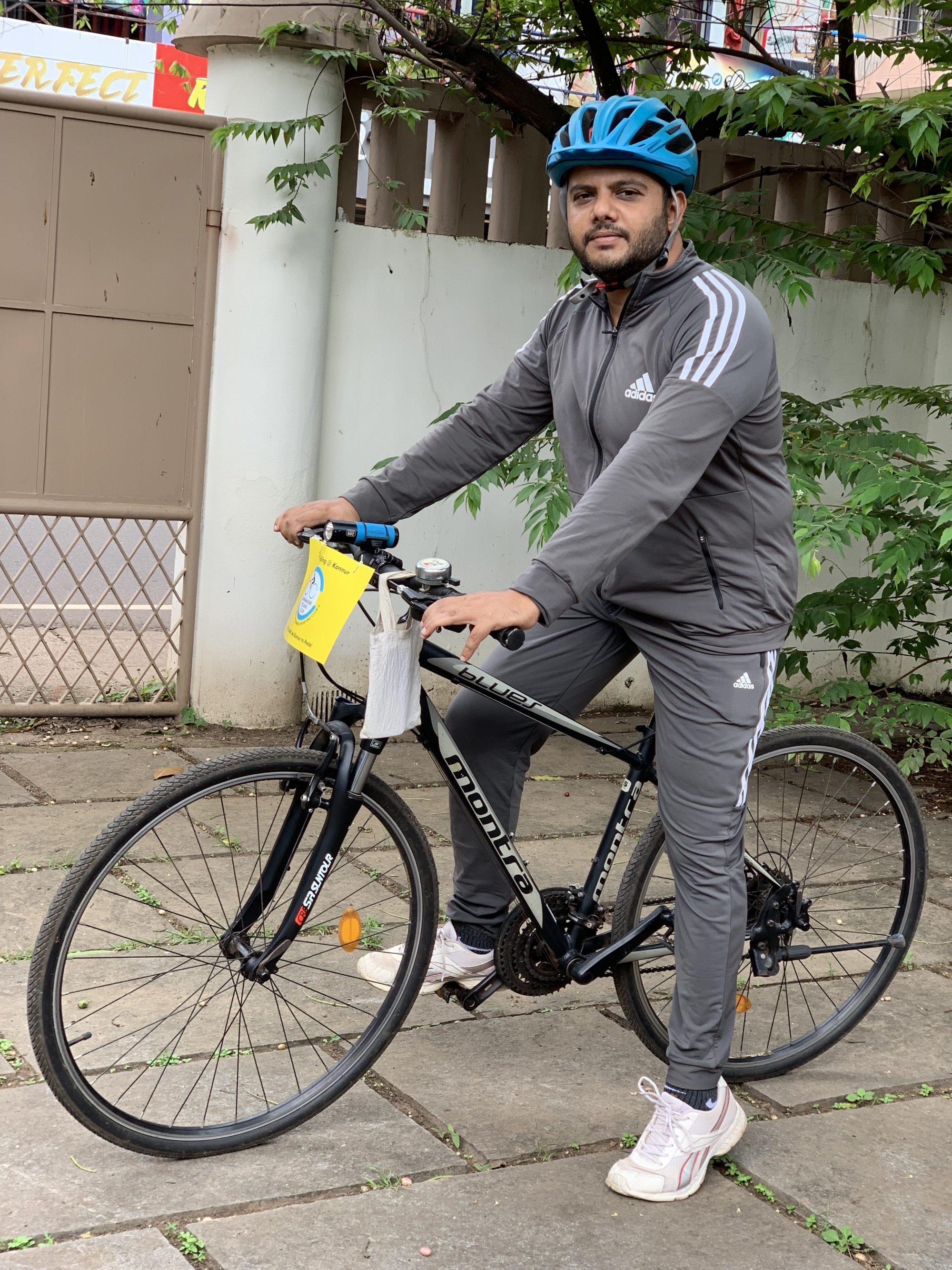 Bicycle Mayor Kannur