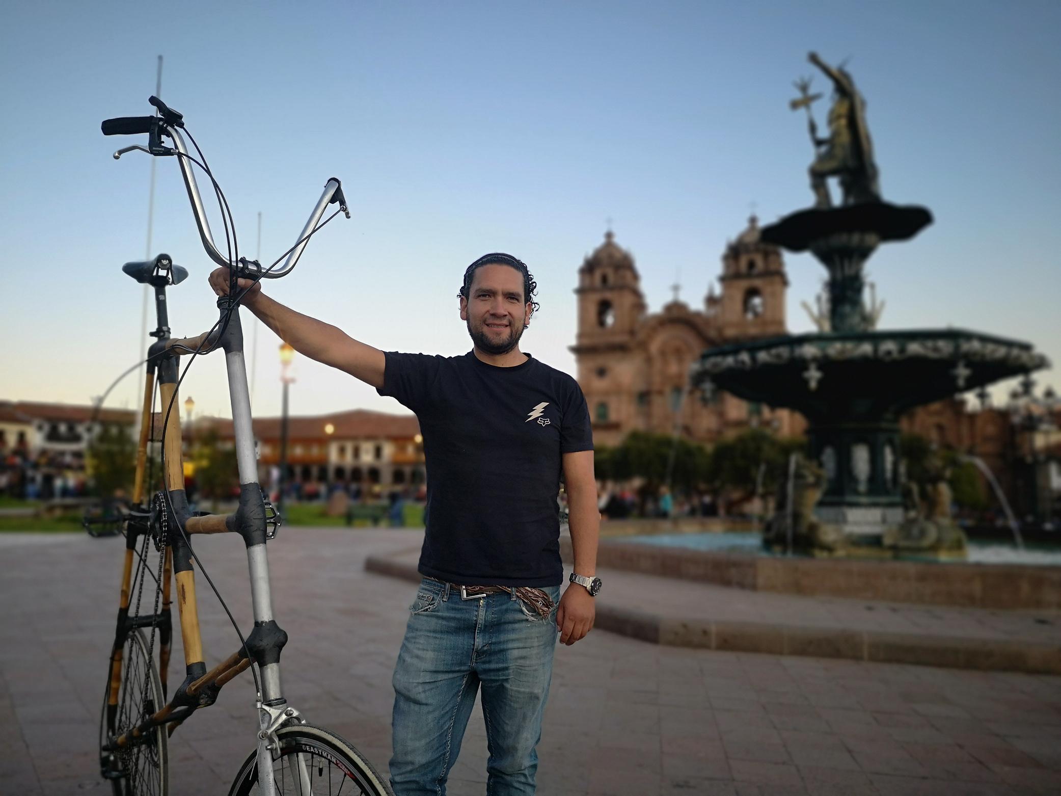 Eduardo BM Cusco