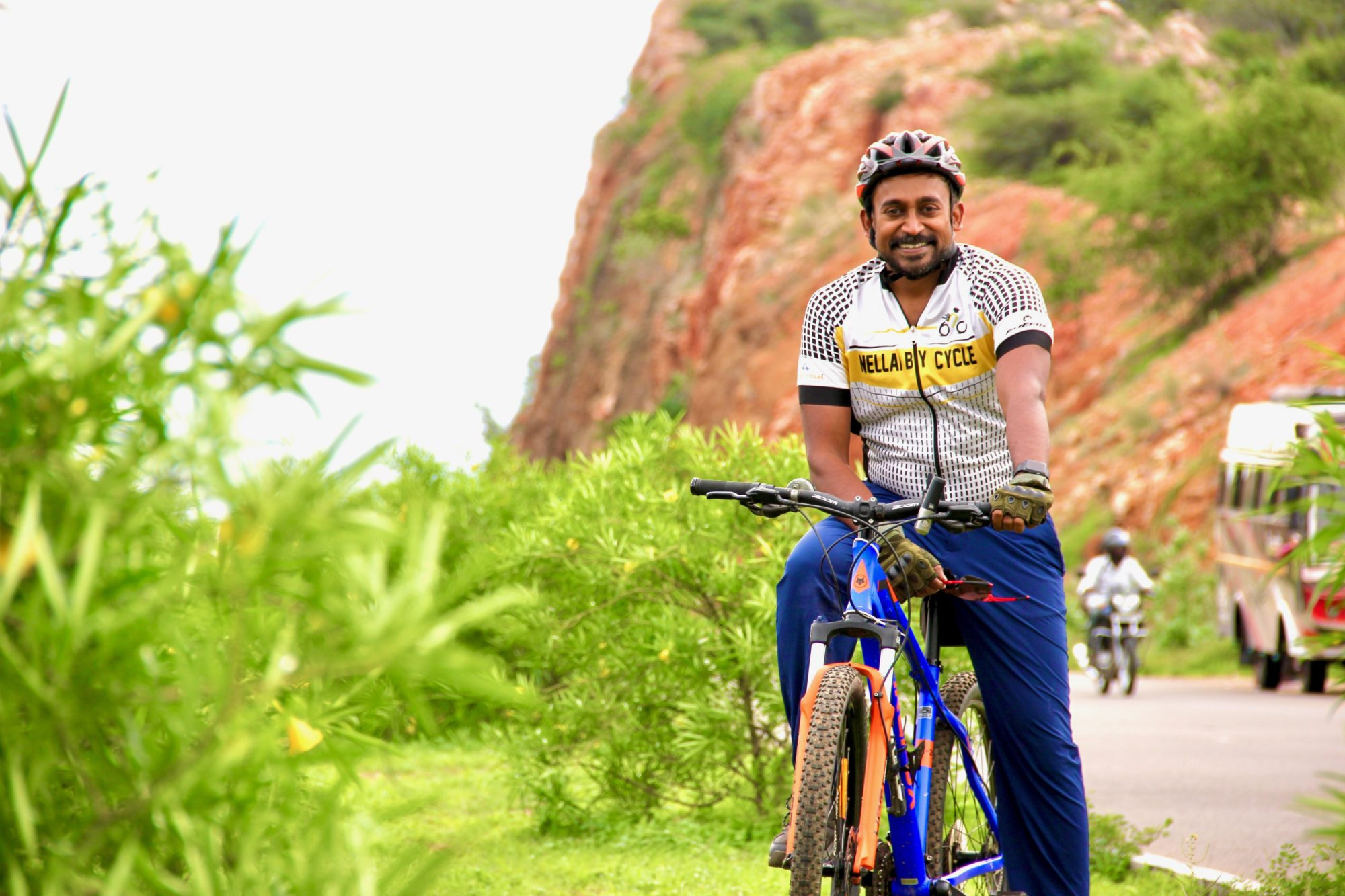 Bicycle Mayor Tirunelveli