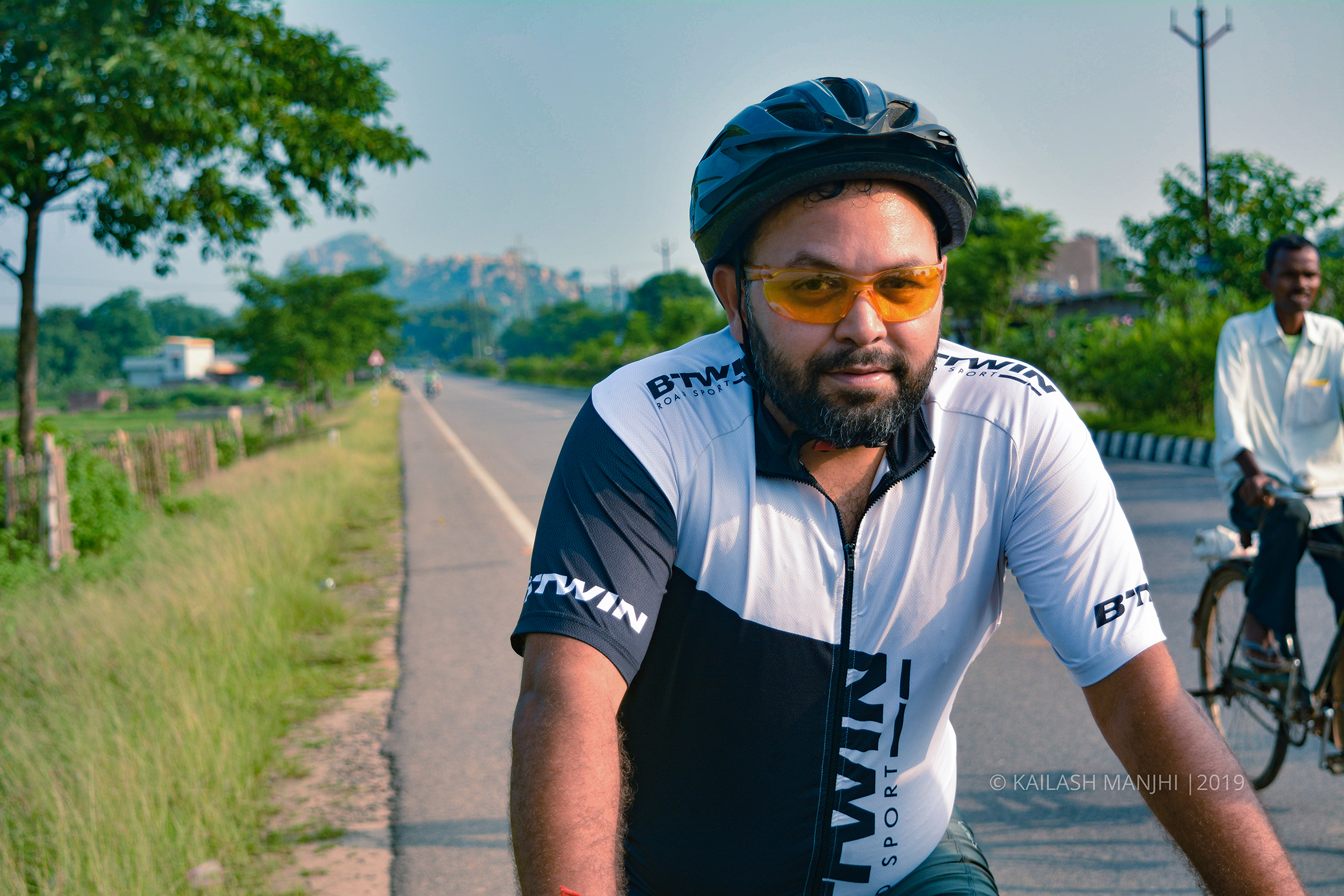 Bicycle Mayor Ranchi