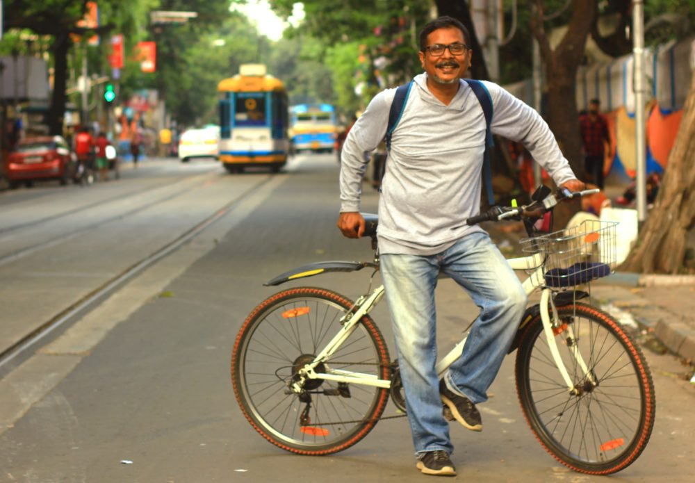 Bicycle Mayor Kolkata