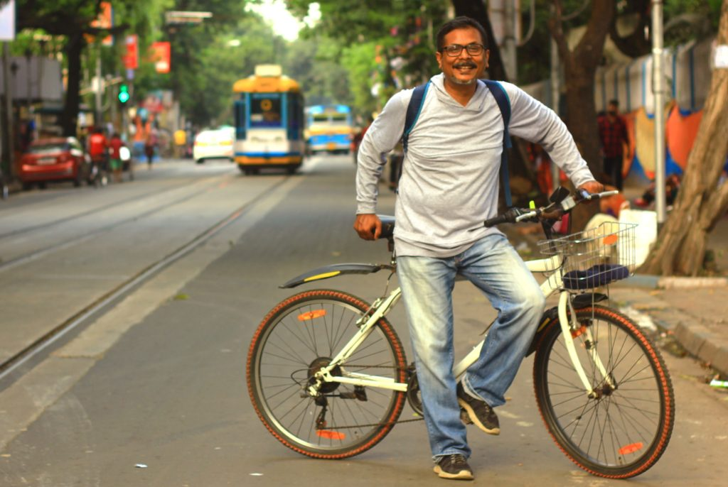 Bicycle Mayor Kolkata
