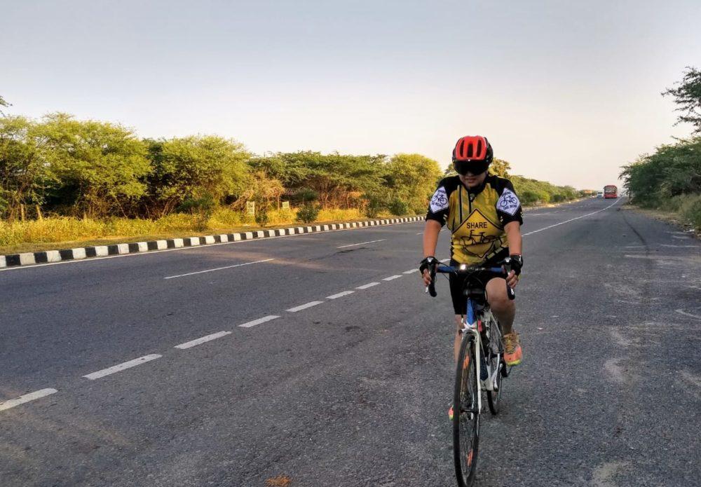 Bicycle Mayor Gurugram