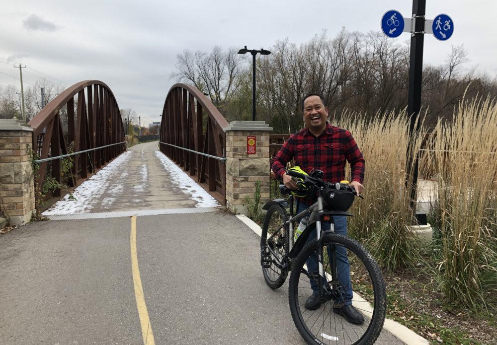Bicycle Mayor Waterloo