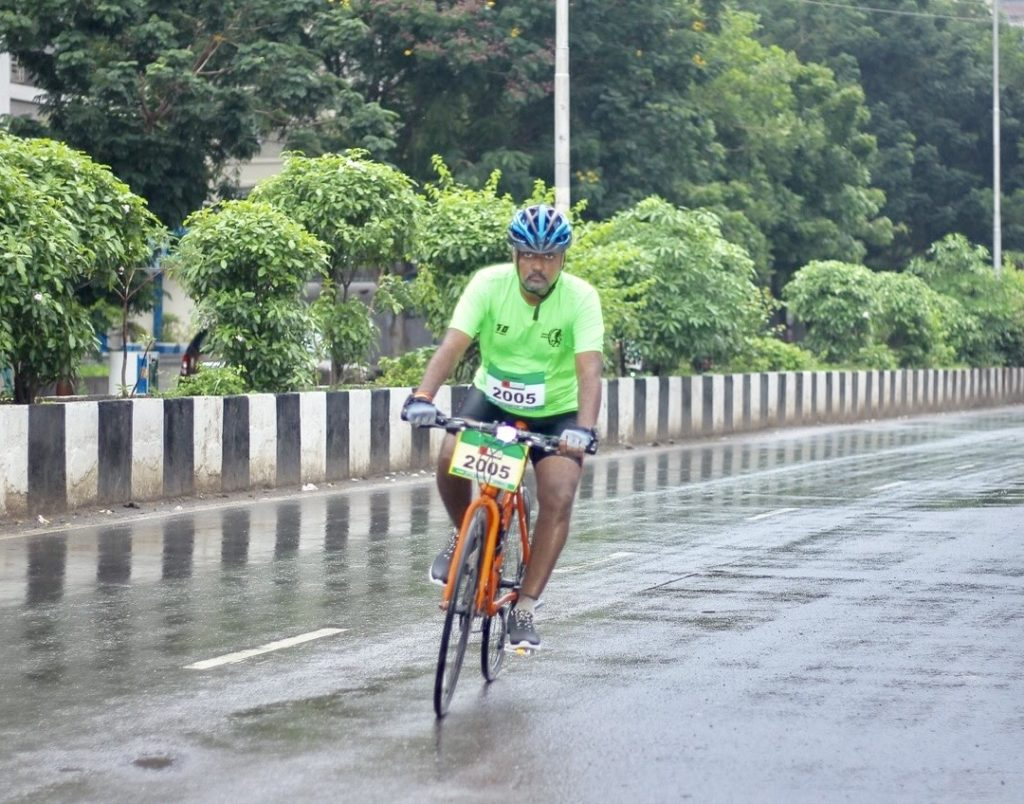Bicycle Mayor Navsari