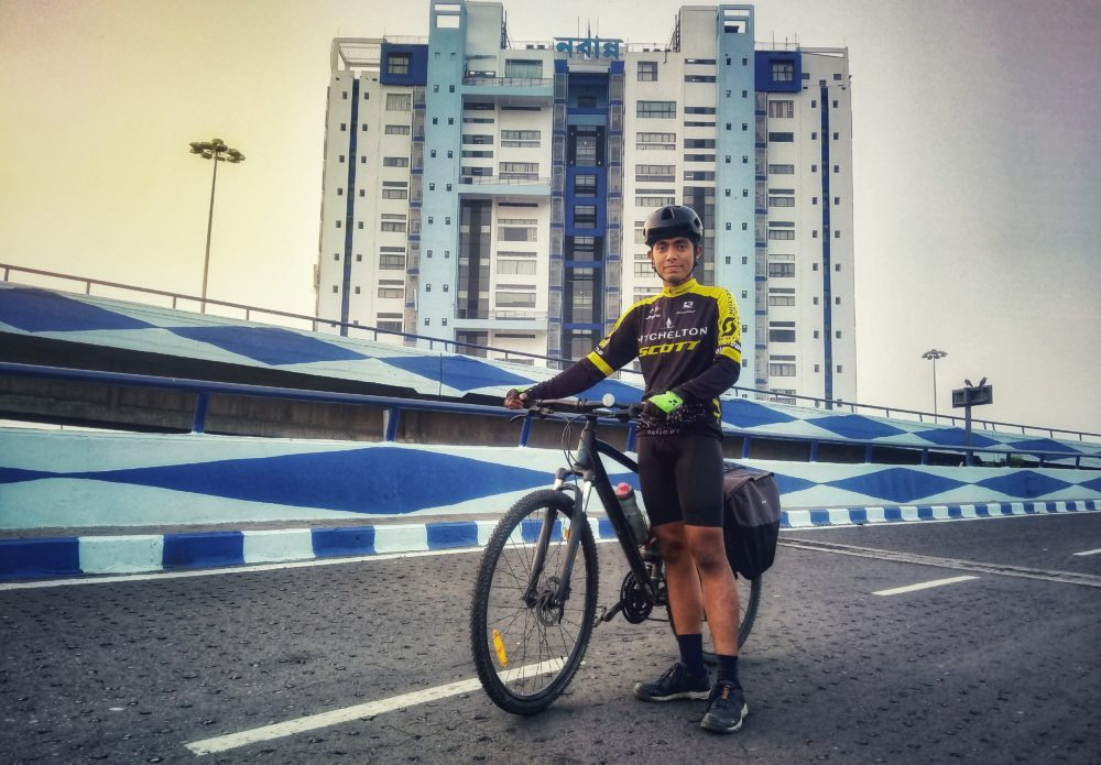 Bicycle Mayor Howrah