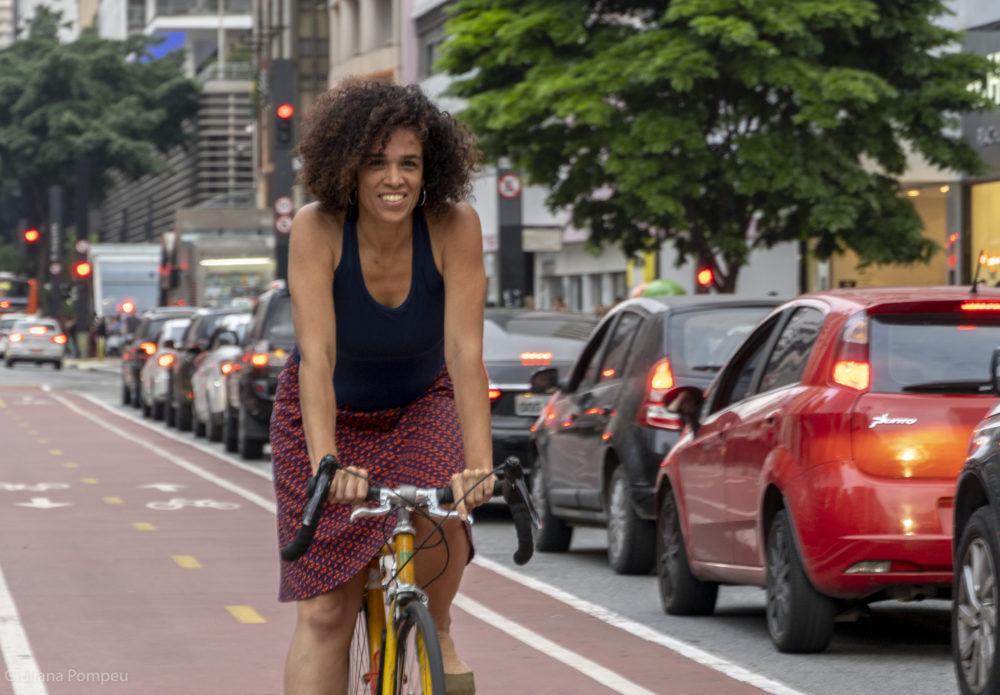 Bicycle Mayor Sao Paulo