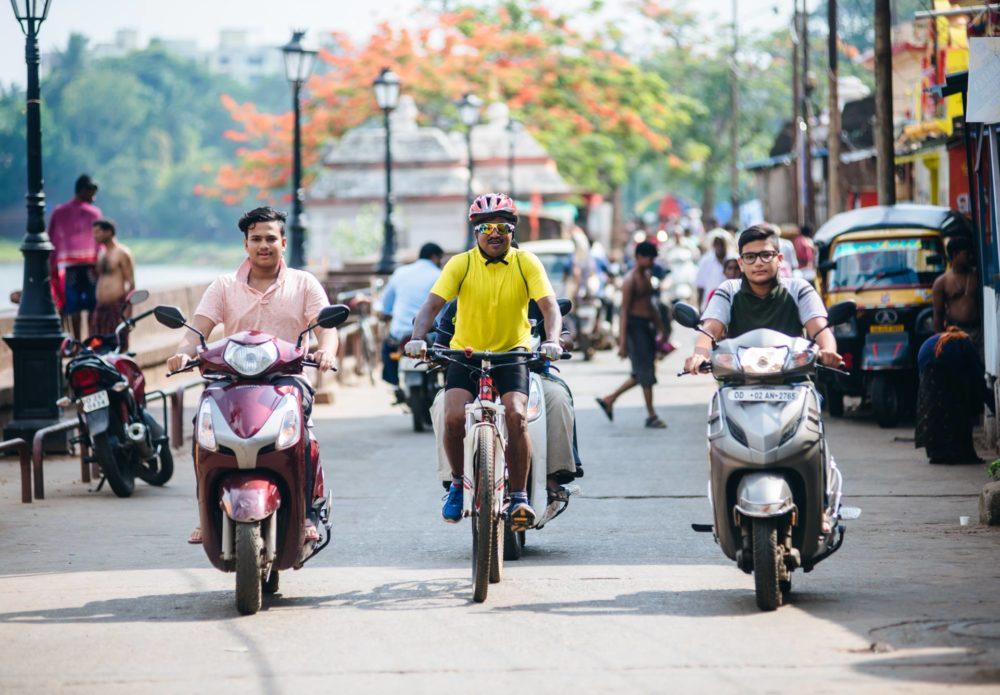 Bicycle Mayor Bhubaneswar
