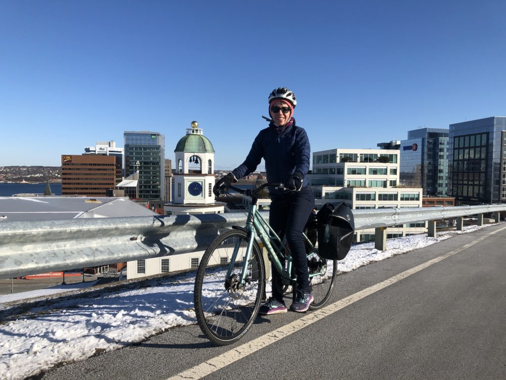 Bicycle Mayor Halifax
