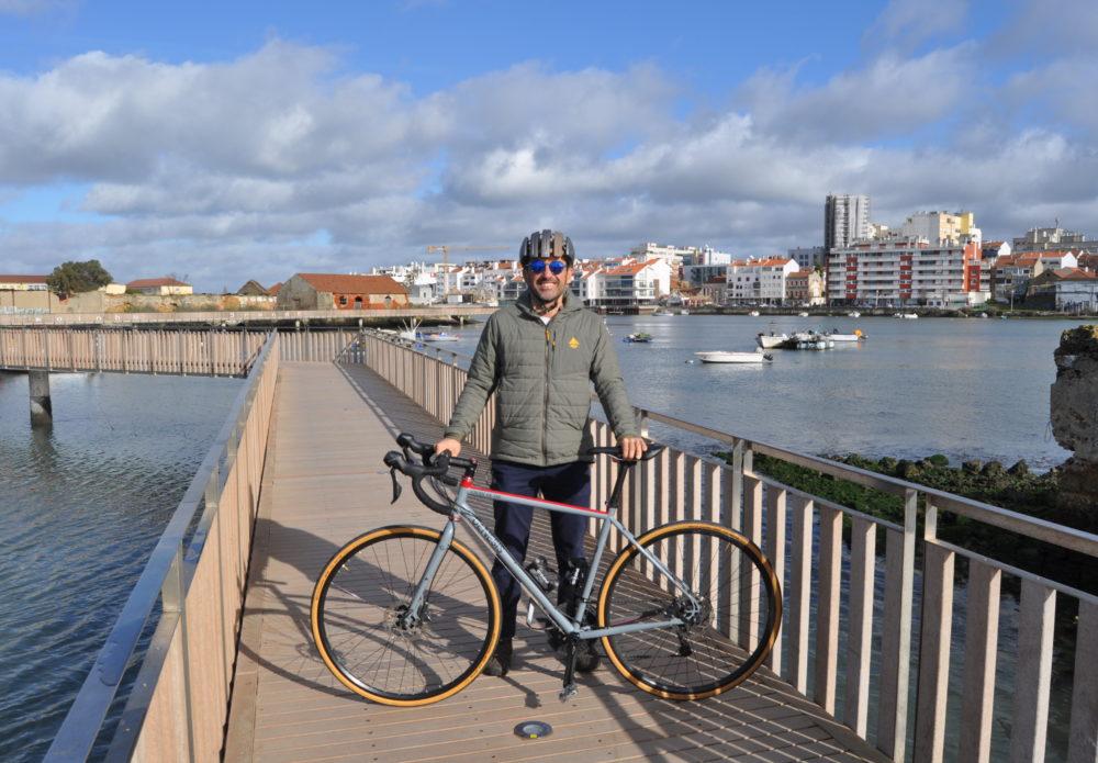 Bicycle Mayor Barreiro