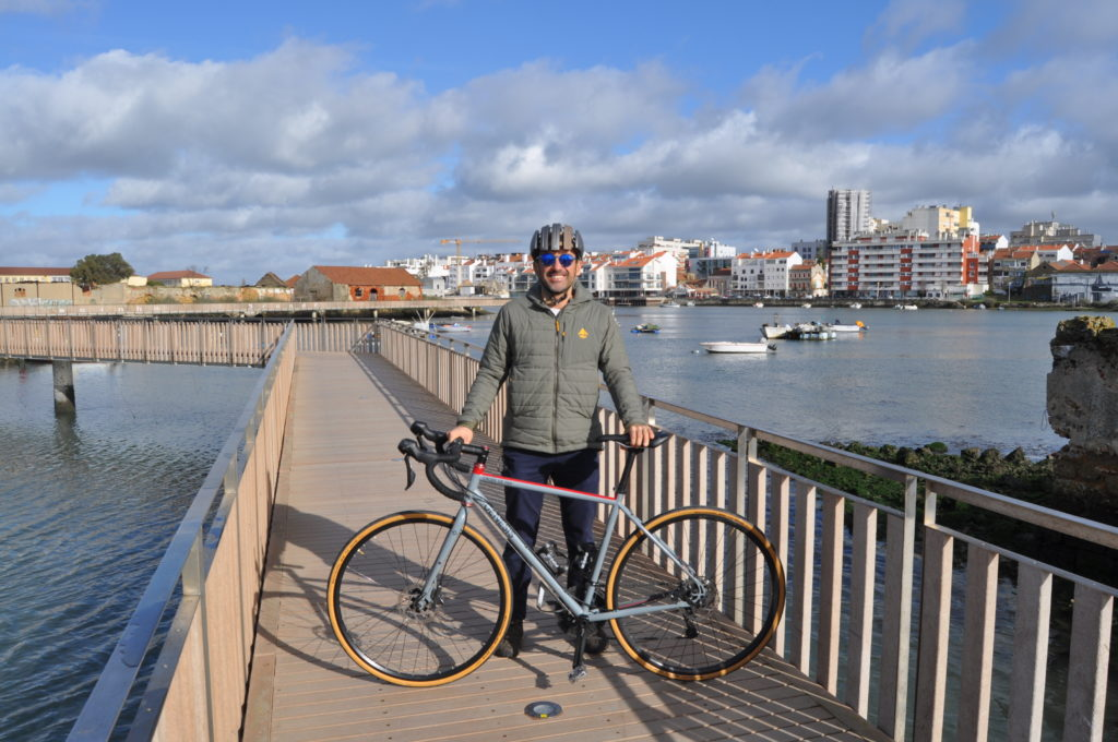 Bicycle Mayor Barreiro