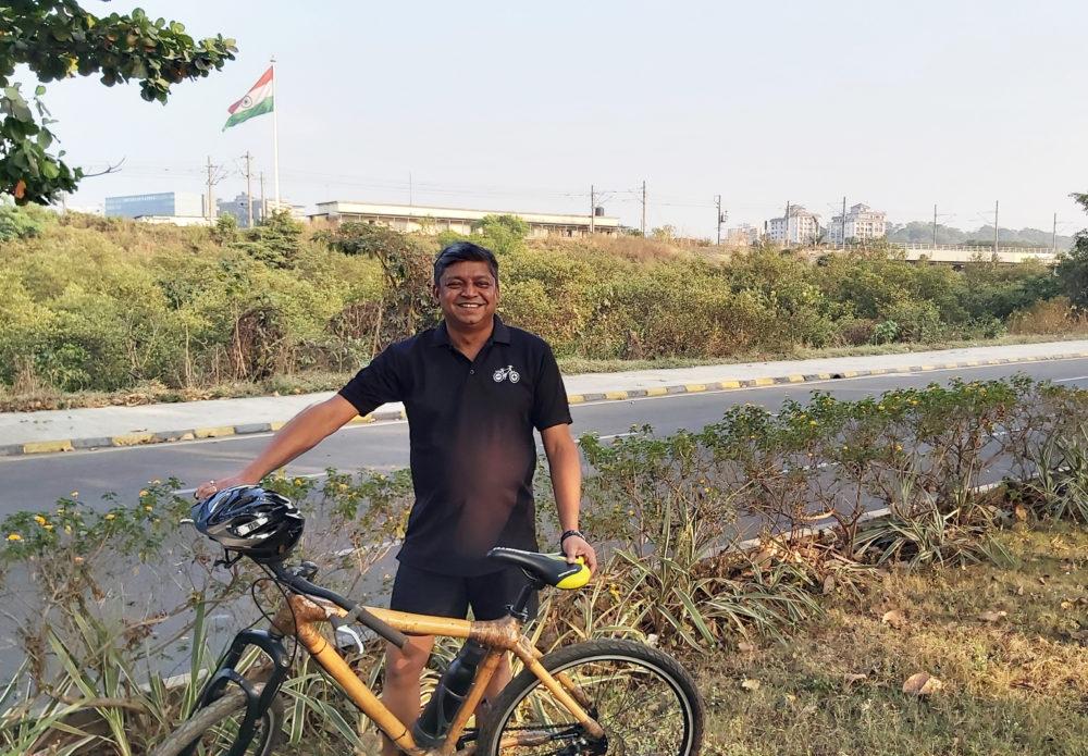 Bicycle Mayor Navi Mumbai