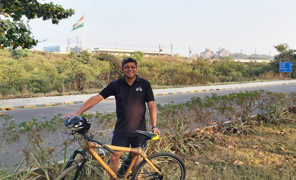 Bicycle Mayor Navi Mumbai