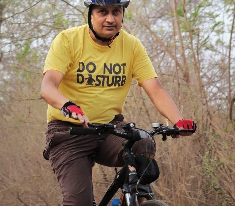 Bicycle Mayor Gondal