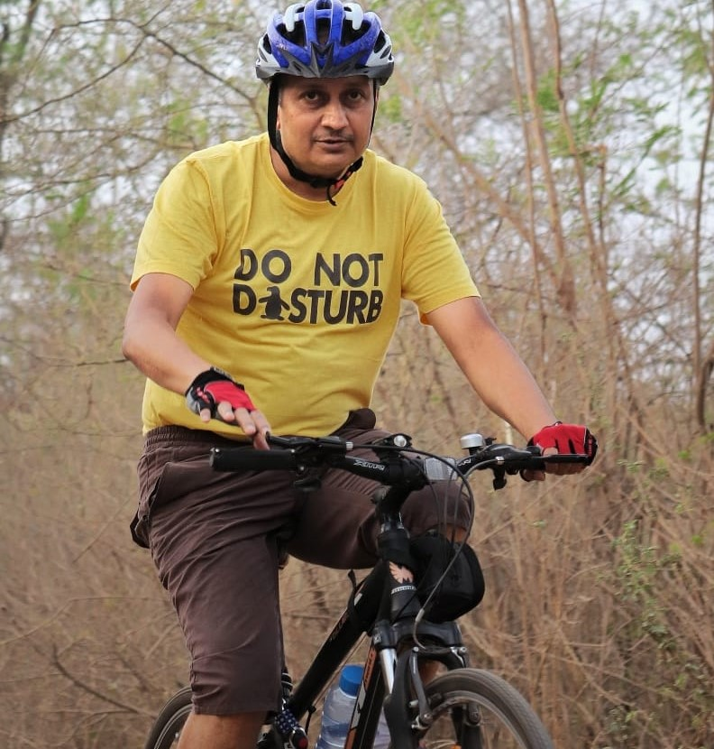 Bicycle Mayor Gondal