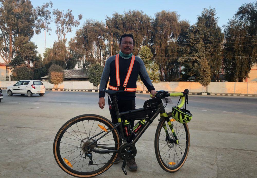 Bicycle Mayor Imphal