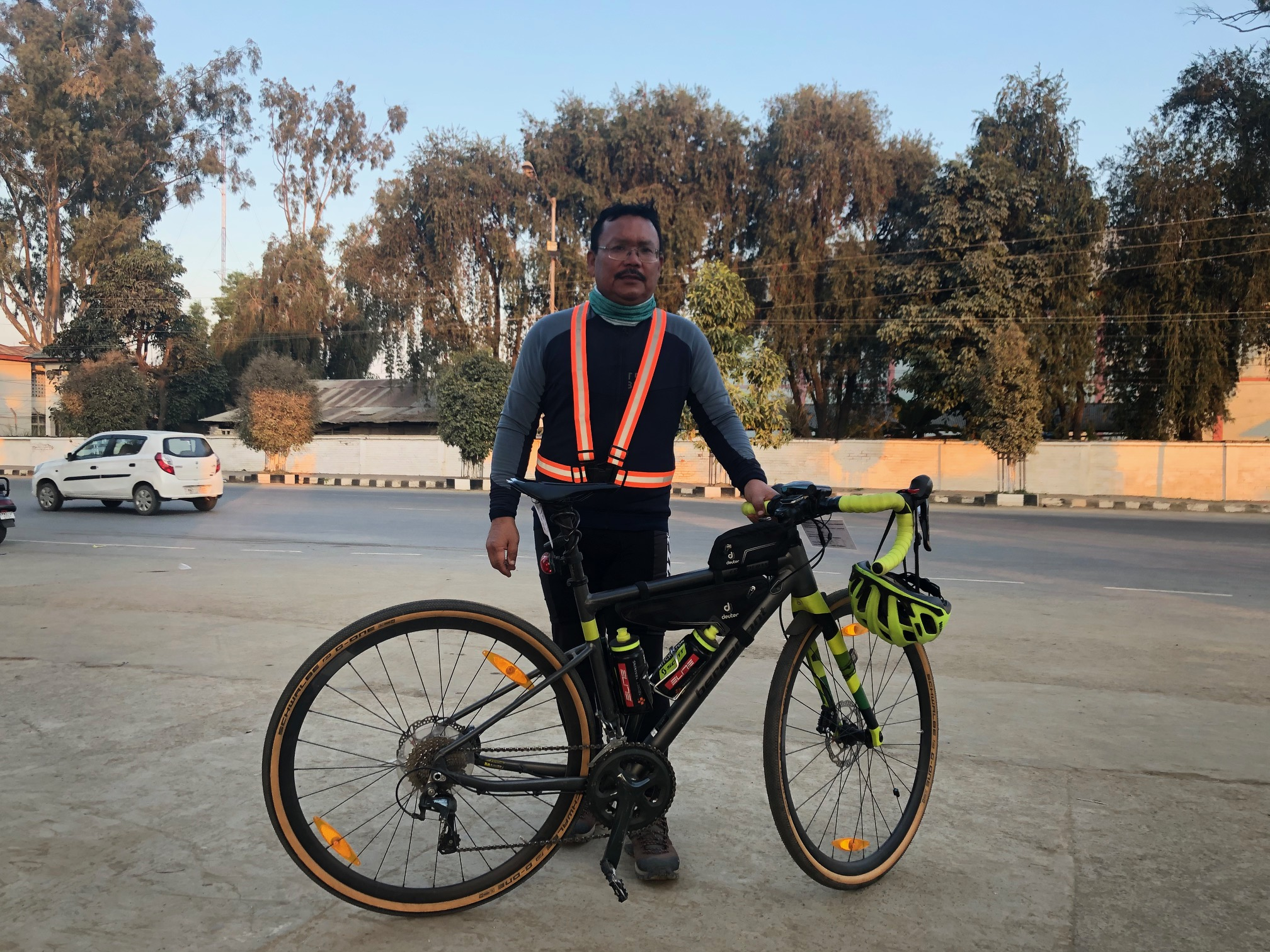 Bicycle Mayor Imphal