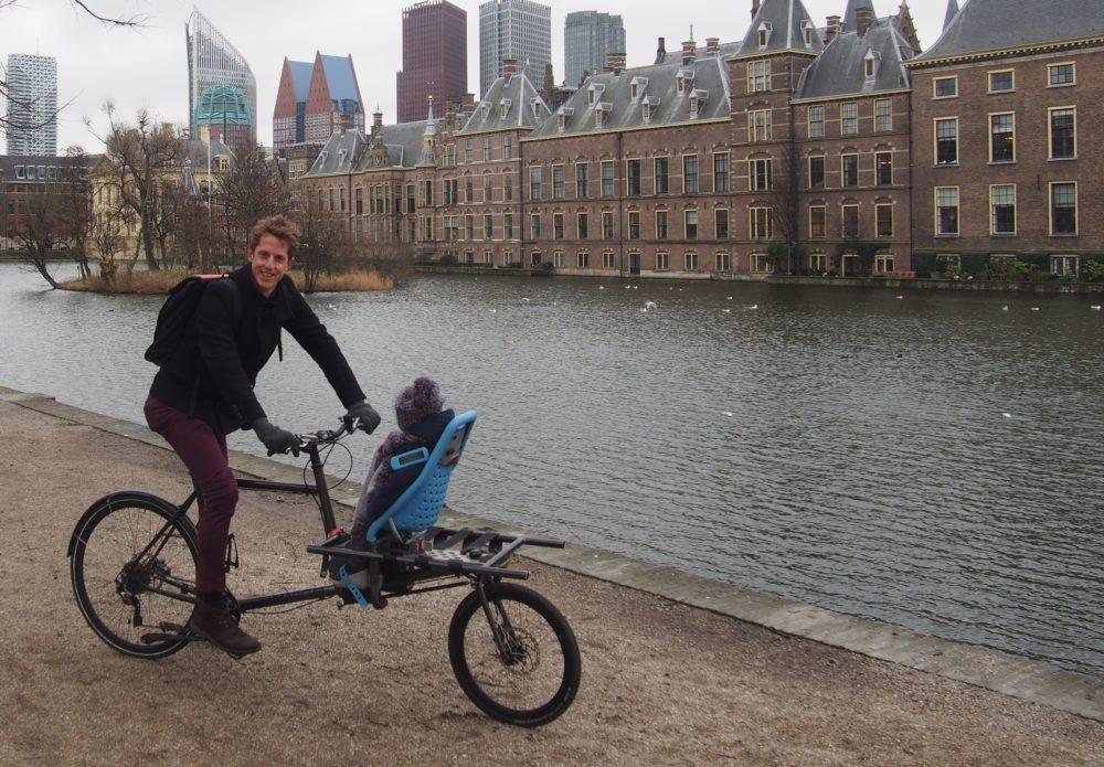 Bicycle Mayor Den Haag