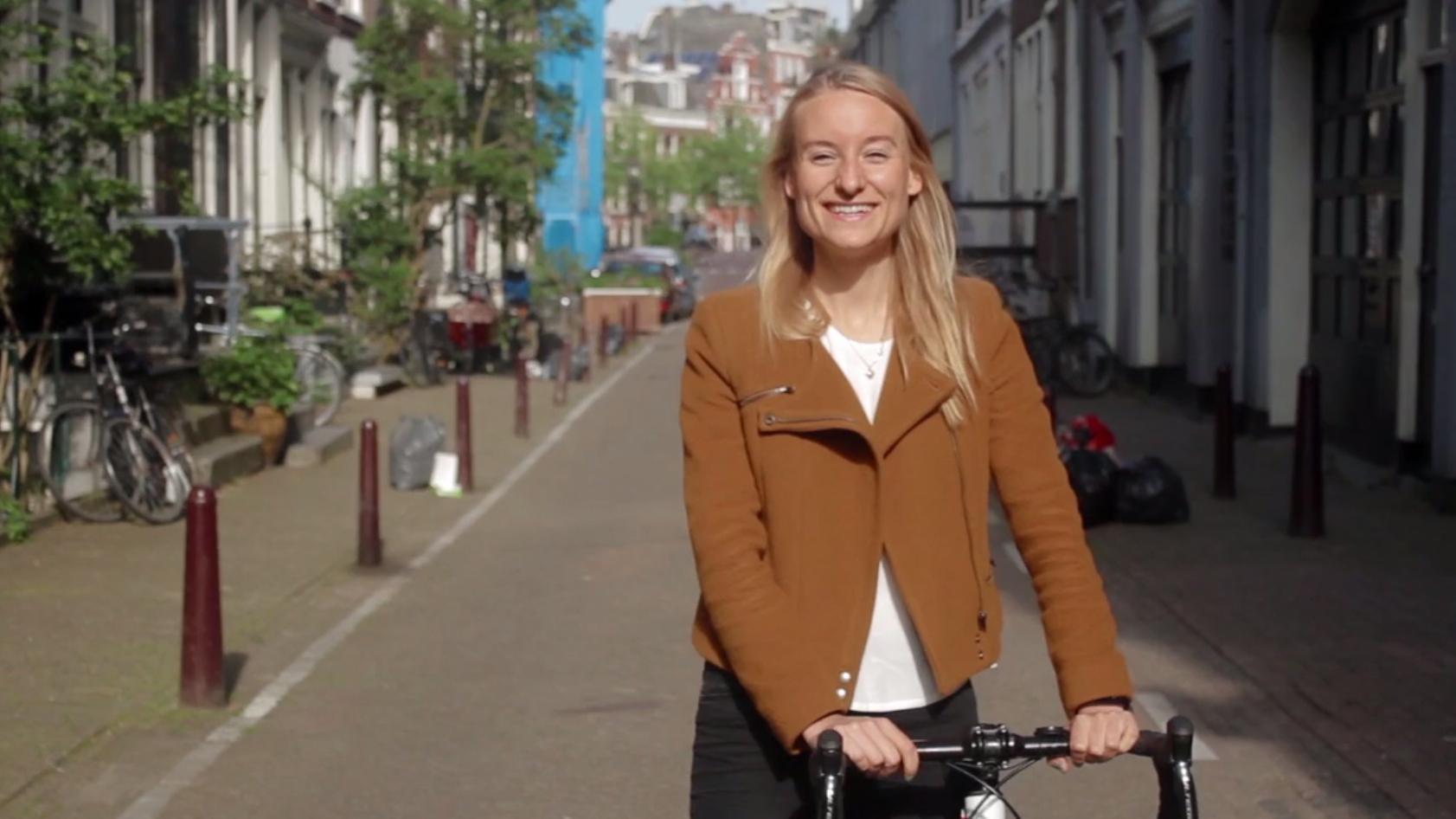 Bicycle Mayor Amsterdam