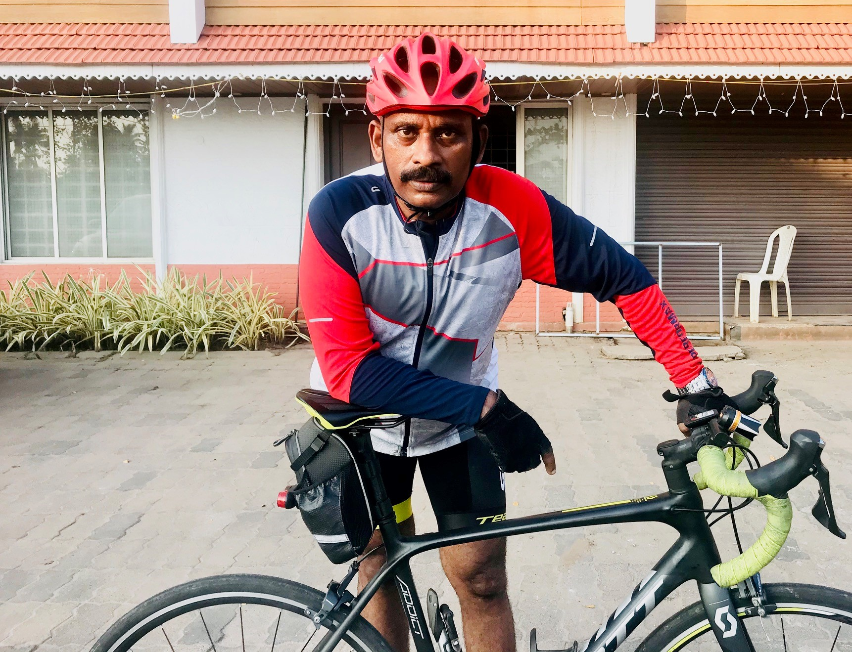 Bicycle Mayor Alappuzha