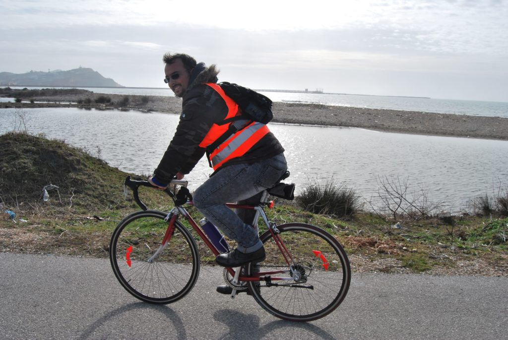 Bicycle Mayor Durres