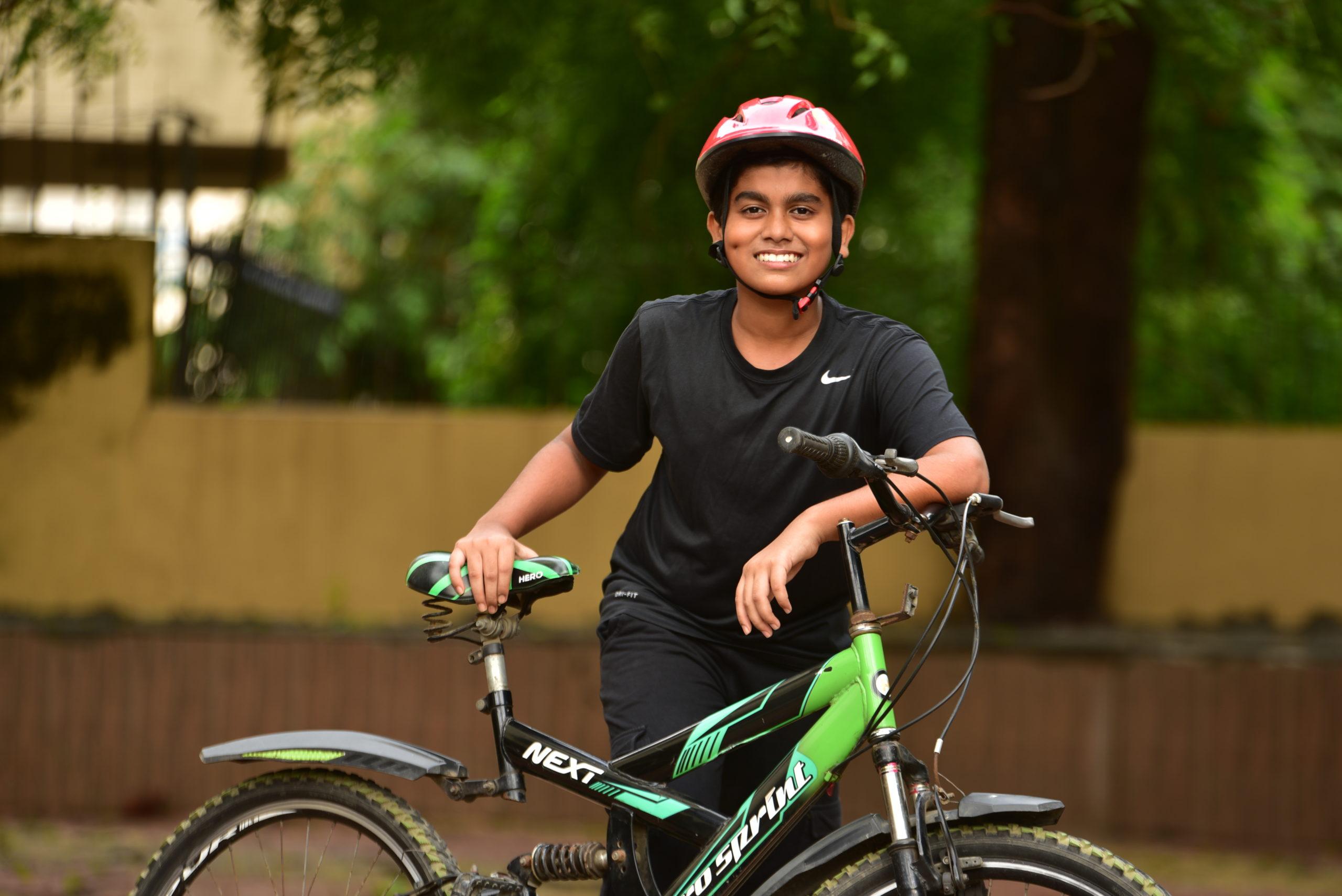 Junior Bicycle Mayor Valsad