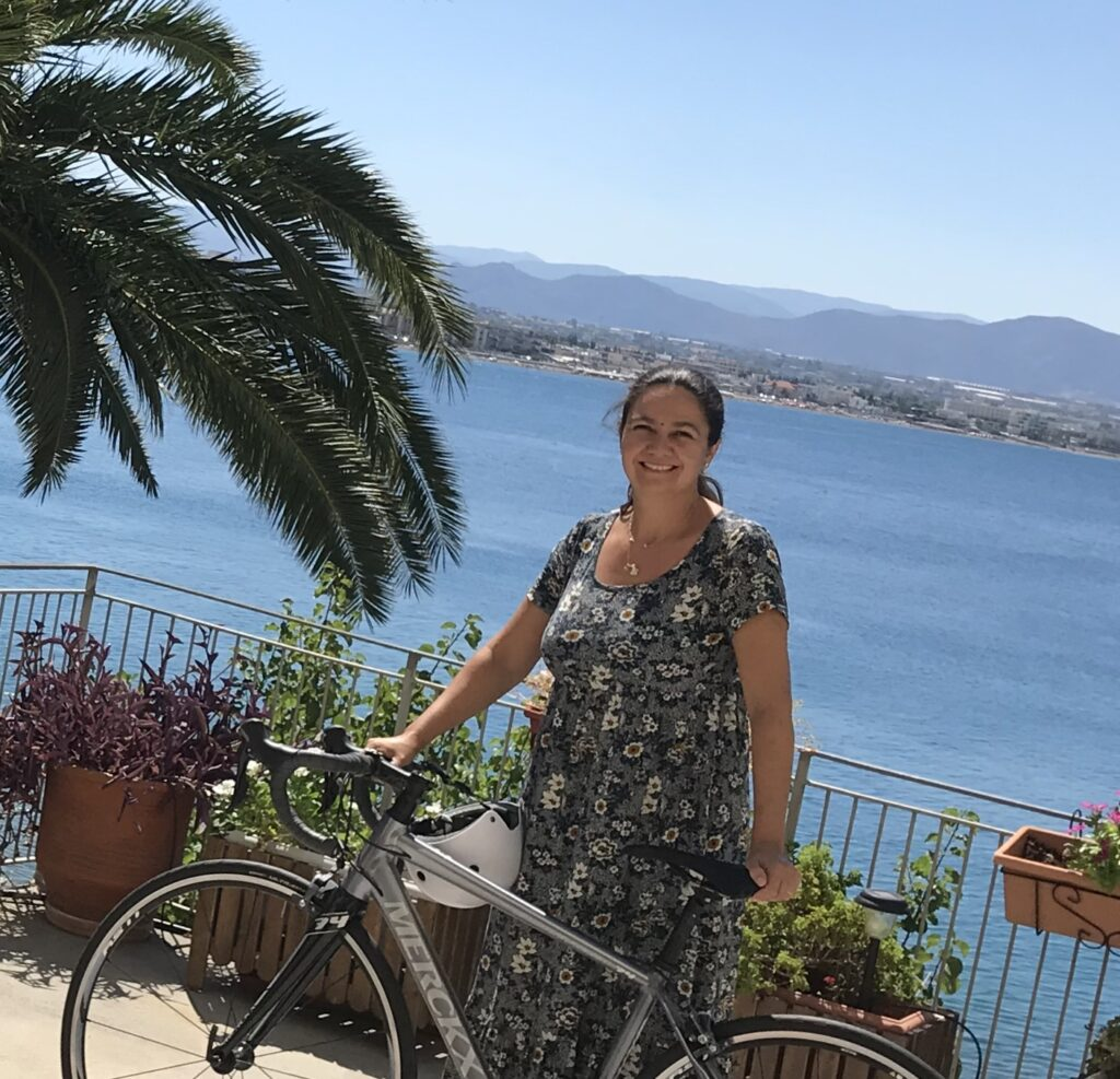 Bicycle Mayor Loutraki