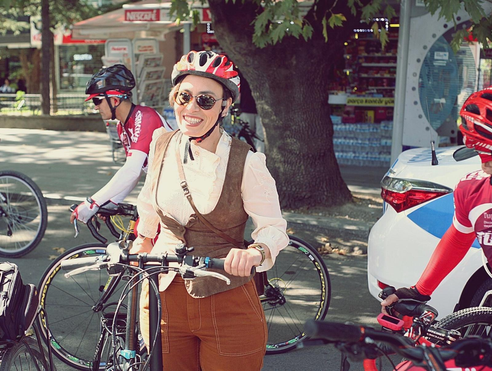 Bicycle Mayor Ankara