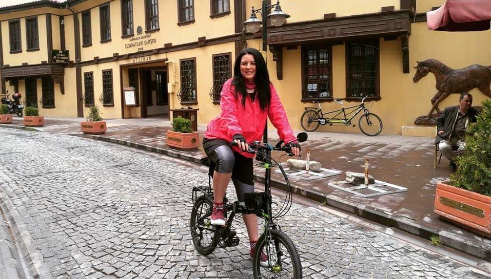 Bicycle Mayor Istanbul