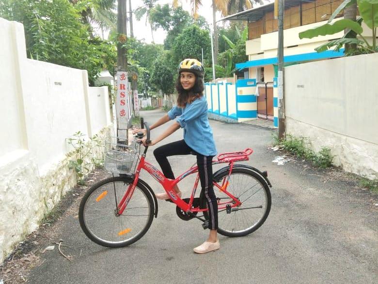 Junior Bicycle Mayor Trivandrum