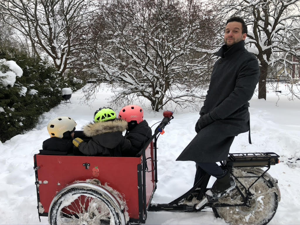 Bicycle Mayor Tallinn